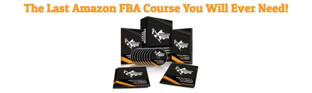 FBA Freedom Ticket Course Kevin King