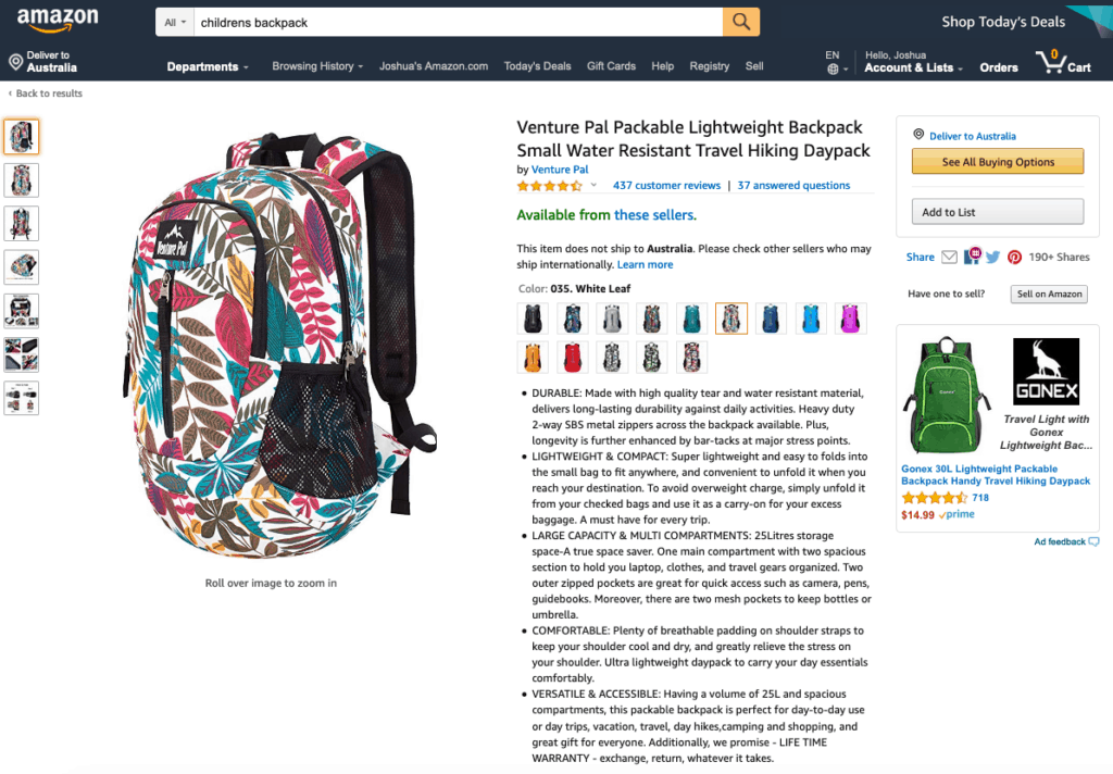 Private label selling on Amazon FBA