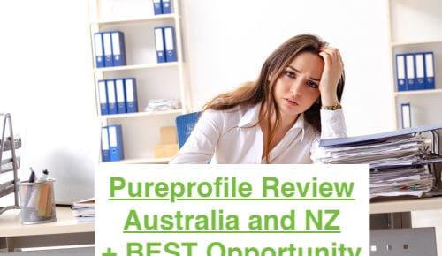 Pureprofile Review Australia and New ZealandSurveys