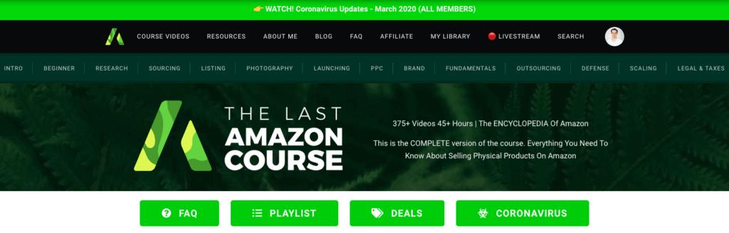 Brock Johnson's Last Amazon Course Won't Work (Uh!) – Work With Joshua
